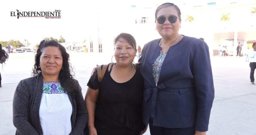 """Esperan poder crear """"La casa de la mujer indígena"""" en La Paz"""