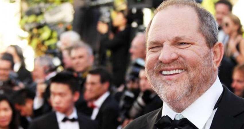 TV británica realizará documental sobre Harvey Weinstein