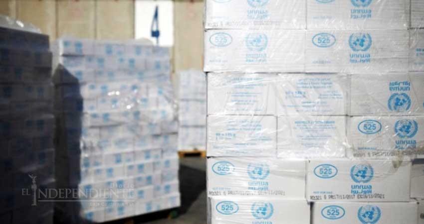 Dona Bélgica millones a fondo de la ONU para palestinos