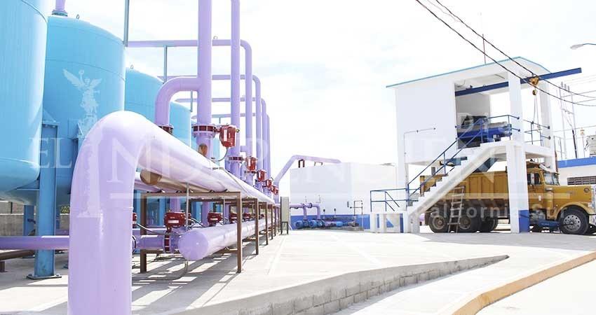 Oomsapas Los Cabos operará a máxima capacidad plantas de tratamiento