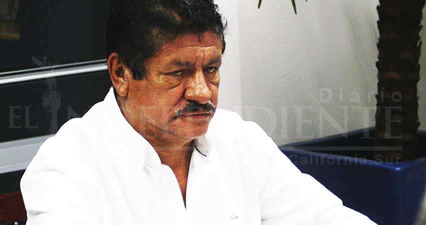 Se niega el Alcalde de La Paz responder a las declaraciones de Esthela Ponce