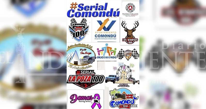 Serán 8 fechas del serial de Off Road de Comondú