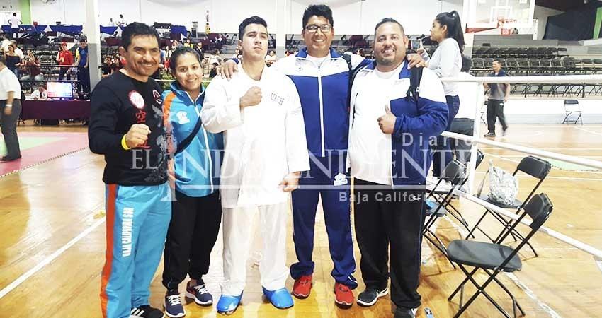 Cabeños destacan en nacional de Karate