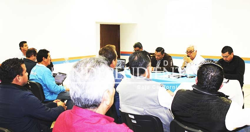 Afinan detalles en La Paz para la Olimpiada Estatal