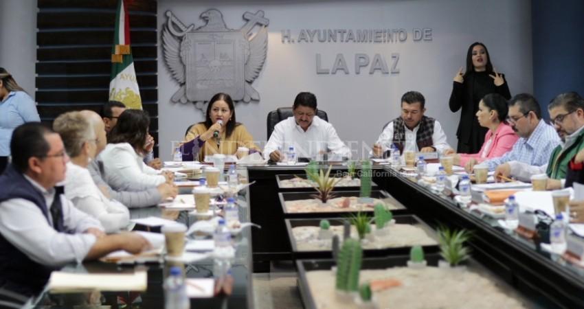 Ayuntamiento de La Paz generó un ahorro de 22 millones durante noviembre