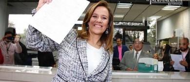 Logra Margarita Zavala dispersión en 17 estados