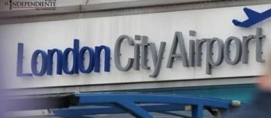 Cierran aeropuerto en Londres por bomba de la II Guerra Mundial