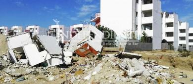 Lejos de la reubicación… afectados por colapso en Pto Nuevo continúan recibiendo  cobros por crédito de vivienda