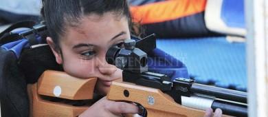 Alba Murillo viaja al mundial bajo tejo de tiro con arco