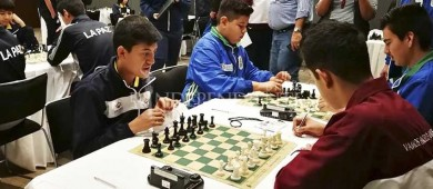Definen selectivo de ajedrez de BCS