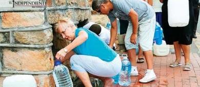 Declaran catástrofe natural en Sudáfrica; sequía histórica