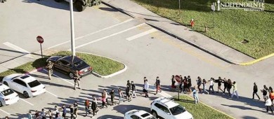 Joven asesina a 17 excompañeros en Florida