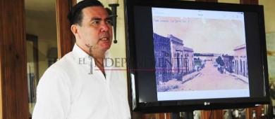 Buscan espacio para construir archivo histórico municipal