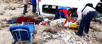 """Será operada """"Marichuy"""" en en La Paz por fractura de brazo"""