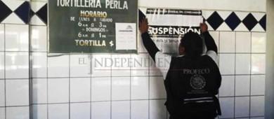 Profeco abre procedimientos en Los Cabos por incremento injustificado en precio de tortilla