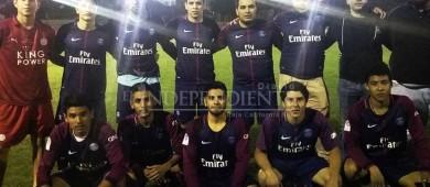 Así las cosas en el Torneo de futbol Municipal Inter Barrio Panteón League