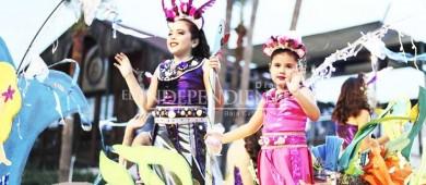 Invita a las familias a disfrutar del Carnavalito Infantil 2018