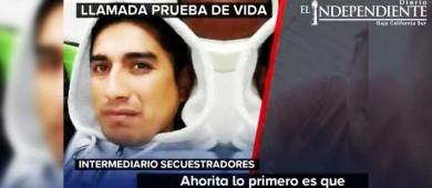 Esta es la prueba de vida que se tenía de los colombianos desaparecidos