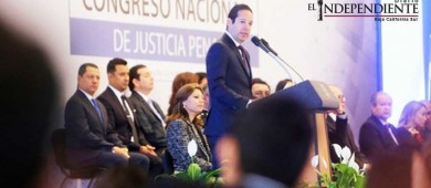 Gobernador de Querétaro convoca a implementar justicia penal humana