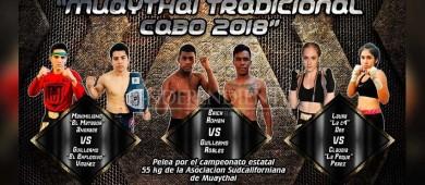 Invitan al Torneo de Muaythai en Los Cabos 4