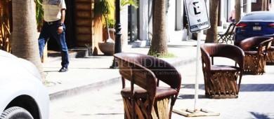 Restaurante del centro histórico josefino sufre afectaciones por falta de estacionamiento