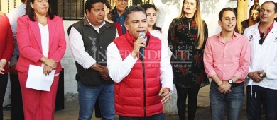 Niega Joel Vargas división dentro del PRI BCS