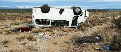 Camioneta en la que viajaba Marichuy es insegura: Poder del Consumidor