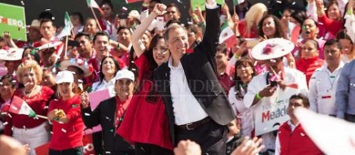 Demostró Meade que es el mejor candidato presidencial para BCS: Cisneros