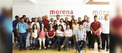 Morena ha empoderado a las mujeres desde su inicio: Rentería