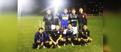 Resumen de la Jornada 3 del Torneo Inter-Barrios de la Panteón League