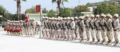 Celebran Día del Ejército en BCS