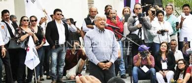 Apoyarán maestros disidentes del SNTE a Morena y al CNI