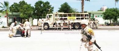 Colocarán primera piedra del nuevo cuartel militar en La Paz