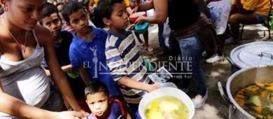 Venezolanos enflaquecen 11 kilos en promedio por escasez