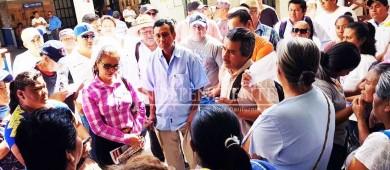 Fijan antorchistas y Ayto primeros acuerdos sobre demandas vecinales de colonias populares