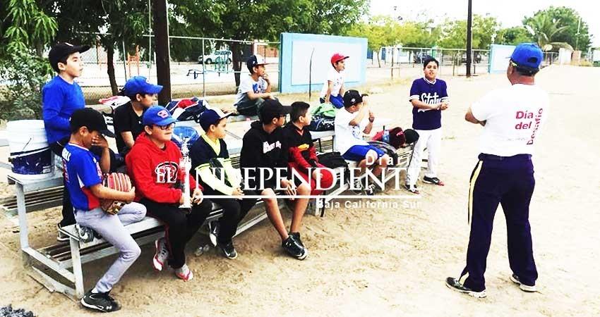 Invitan a los Centros de Iniciación Deportiva de la disciplina de béisbol