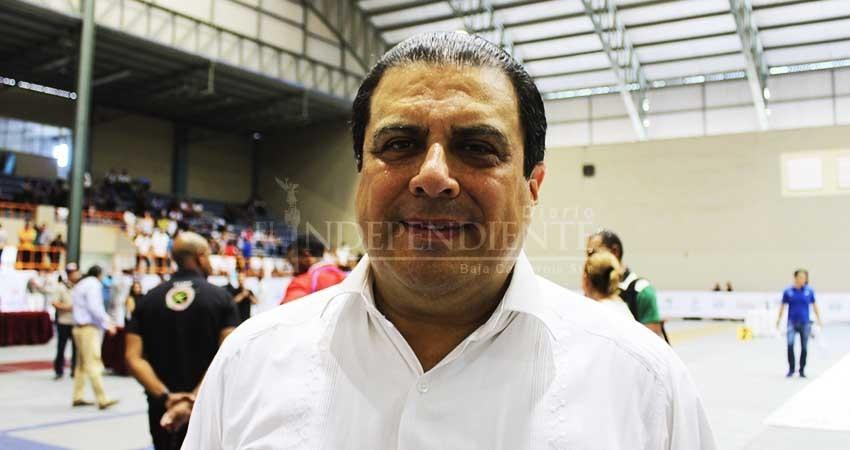 En menos de 2 años BCS destacará en Esgrima: Jorge Castro Rea