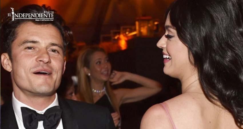 Katy Perry y Orlando Bloom, no se murió el amor