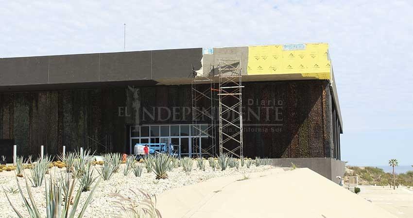 En abril quedará listo el Centro Internacional de Convenciones de Los Cabos