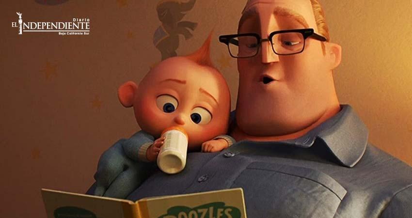 'Los Increíbles 2', su tráiler hace de la paternidad un acto heroico