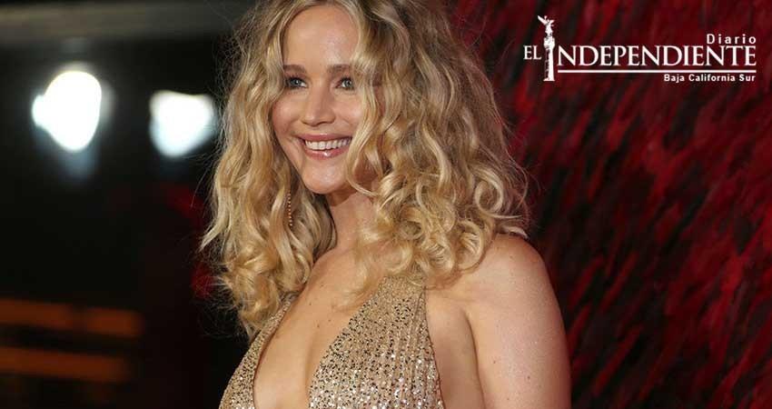 El Incómodo Desnudo De Jennifer Lawrence En Red Sparrow Diario