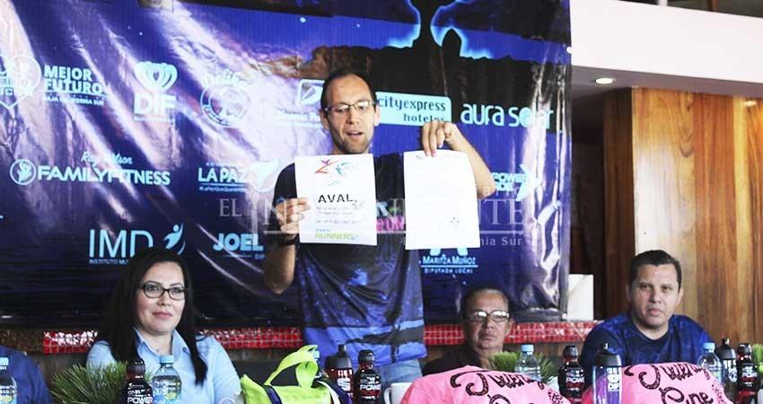 Dan a conocer el Medio Marathon Night Run