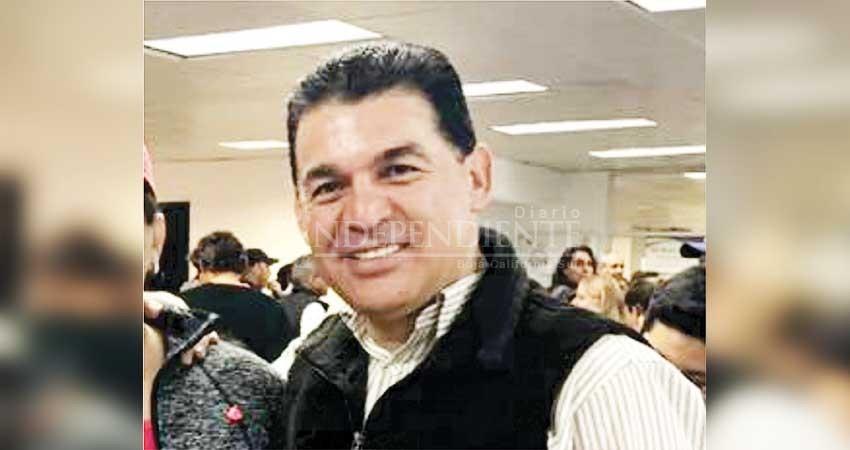 Desmiente Víctor Castro que Muñoz sea el candidato de Morena por La Paz