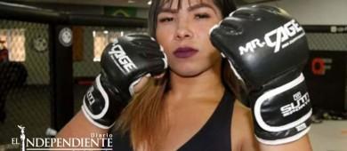 Peleadora transgénero derrotó a un hombre en MMA