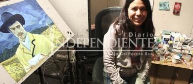 La única mexicana que participó en el filme Cartas a Van Gogh estará en Los Cabos