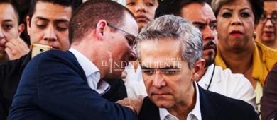 Ratifica Anaya que Mancera coordinará gobierno de coalición
