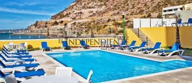 Hoteles en La Paz registran completas sus reservaciones para Semana Santa