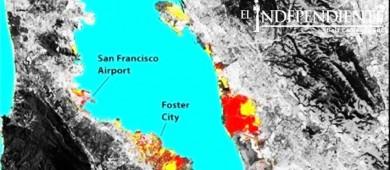 El mar amenaza a Silicon Valley por el cambio climático