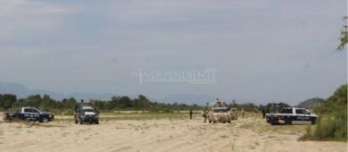 Localizan otro cadáver en descomposición camino a Santa Catarina en SJC
