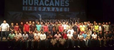Se preparan restauranteros de Los Cabos en materia de protección civil